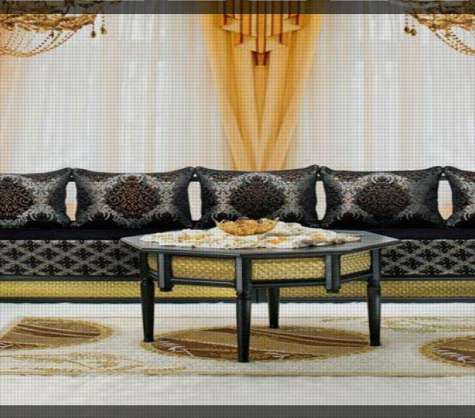 Salon marocain mobilier marocain Uckange Metz Nancy Lorraine ...