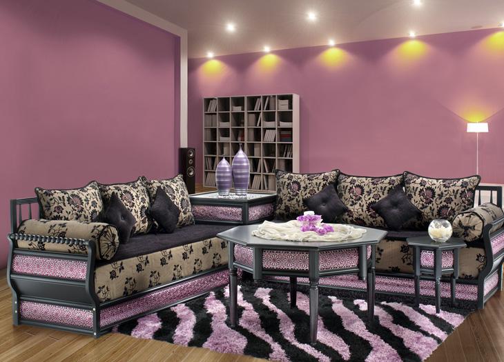 Beautiful Salon Marocain Moderne Nancy Photos - House Design ...