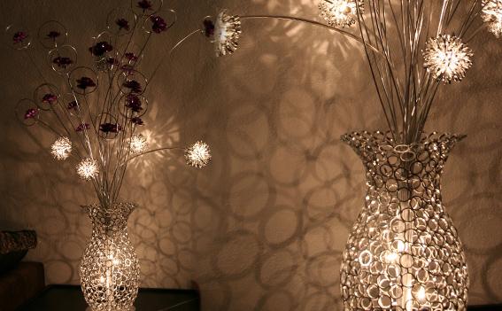 Artisanat Decoration Orientale : Artisanat marocain decoration orientale lampadaires